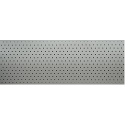 Grey (perforated)