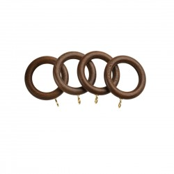 Ring Walnut (Pack of 4)