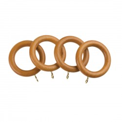 Ring Antique Pine (Pack of 4)